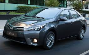 Toyota Corolla 2016 - Mike Rent A Car