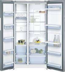 Tủ Lạnh Side By Side Bosch KAD92SB30 - Siêu thị bếp nhập khẩu Châu Âu