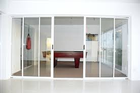inspirational 4 panel sliding patio doors and image of 4 panel sliding glass door patio 24