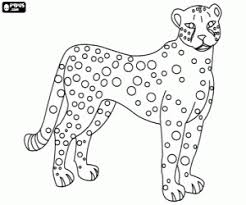 Small Picture printable jaguar coloring pages for preschool Preschool Crafts