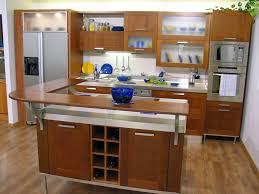One Wall Kitchen Design Lovely One Wall Kitchen Designs With An Island Radioritascom