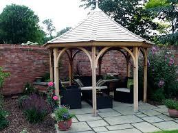 outdoor garden structures 3 metre eight sided outdoor seating area outdoor living garden structures