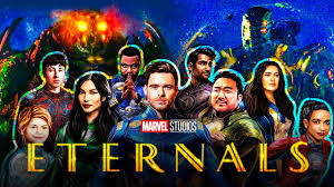 A celestial in the final eternals trailer. Marvel S Eternals Leak Reveals Best Look At New Celestial Characters The Direct