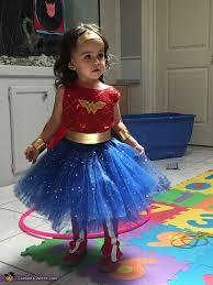 Wonder Woman Toddler Costume Pattern