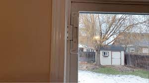 how to make your sliding door