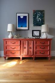 painted red furniture. Jo-torrijos-a-simpler-design-atlanta-painted-furniture- Painted Red Furniture