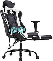 PC Gaming Chair Racing Office Chair Ergonomic ... - Amazon.com