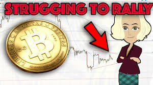 bitcoin struggling to rally where next a look at monero