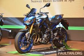 new car launch in malaysia 20162017 Kawasaki Z900 Ninja 650 Z650 and VersysX 250 launched in