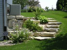 Rochester Landscape Design What Kind Of Landscaping For A Hill Landscaping