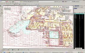 d моделирование картографической информации в городской среде на  Промежуточным результатом работы по проекту явилась модель рис 8