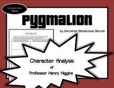 pyg on act ii study guide george bernard shaw george  pyg on by george bernard shaw is one of the classic pieces of literary students often read