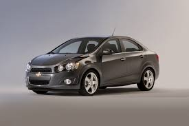 2014 Chevrolet Sonic Review - Top Speed