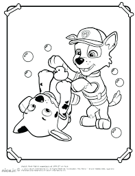 Nick Jr Christmas Coloring Pages Nip Laceaorg