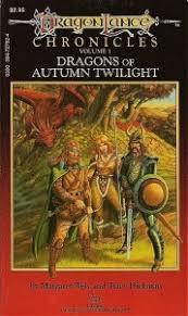 Dragons of Autumn <b>Twilight</b> - Wikipedia