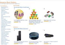 amazon best selling s us