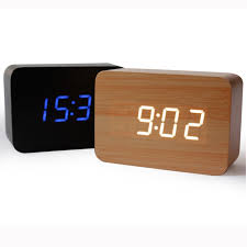 digital office clocks. new design antique office electronic digital temperature sounds control led display alarm clock classic vintage desktop clocks