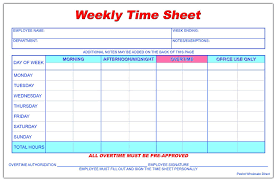 Employee Weekly Time Sheet Weekly Employee Time Sheet 8 5 X 5 5 Inches 50 Sheets Per Pad 5 Pads Pack 250 Total