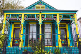 home in faubourg marigny historic district of new orleans