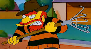 The Simpsonsu0027 Shining Parody Made Homeru0027s Alcoholism TV Addiction Treehouse Of Horror Episode