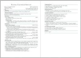 2 Page Resume Sample Classy 44 Page Resume Format Colbroco
