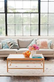 how to style a coffee table three ways