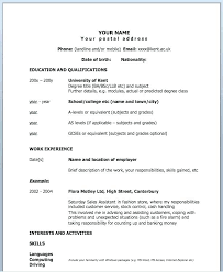 Resume Templates Pages Enchanting 48 Page Resume Template Resume Template For Pages How To Write A One