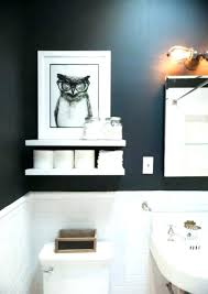 floating shelves in bathroom simple white floating shelves echo with frames and appliances bathroom ideas