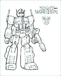Transformer Coloring Pages Pdf Of Transformers Prime Page