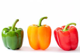 Difference Between Red Yellow Green Bell Peppers