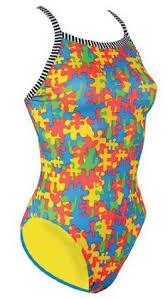 Amazing My Swimsuit! Puzzling, Isnu0027t It? Dolfin Uglies Jigsaw Female Jigsaw 36