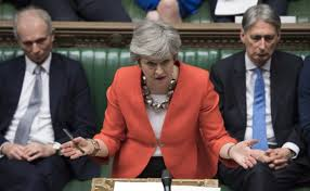 Image result for teresa may 2019