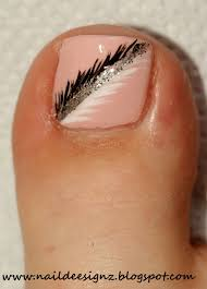 Pedicure Nail Designs 2013 Pin By Patricia Alberska On Nails Feather Nails Cute Toe