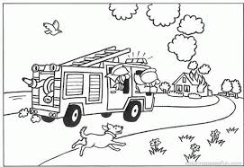 Small Picture Coloring Pages Fire Safety Book Coloring Page Coloring Home