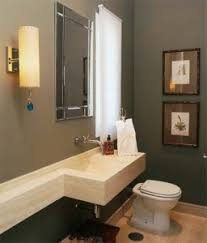 Banheiro masculino pequeno e minimalista. 5 Dicas Para Decorar Banheiro De Escritorio E Ambiente Comercial