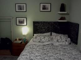 Enchanting Corner Headboard Unit Photo Design Ideas
