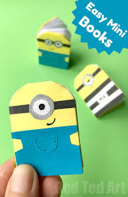 materials needed to make your mini minion notebook diy as mentioned you can use one sheet of paper