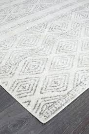 white and gray rug paradise white and grey tribal rug blue gray white area rugs