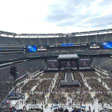 Metlife Seating Chart One Direction Metlife Stadium Section 226 Row 5 Seat 14 One Direction