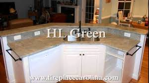 Granite Colors For Kitchen New Granite Colors Ideas For White Cabinets 2014 Youtube