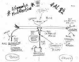a127 alternator wiring diagram a127 image wiring lucas a127 alternator wiring diagram wiring diagram on a127 alternator wiring diagram