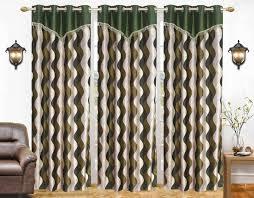 Designer Curtains Flipkart Elite Dekor 274 Cm 9 Ft Polyester Long Door Curtain Pack