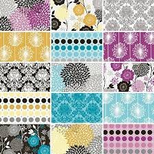 34 best Pretty Fabric images on Pinterest | Charm pack, Cotton ... & Riley Blake ANDREA VICTORIA Precut 10-inch Stacker Layer Cake Cotton Fabric  Quilting Squares Assortment Adamdwight.com