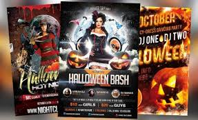 Costume Contest Flyer Template Top 30 Great Halloween Party Flyer Templates Download Flyer