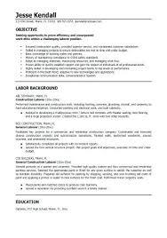 Handyman Resume Templates – Betogether