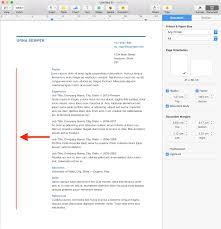 Free Modern Resume Templates No Creditcard Required Resume Standard Margins Argumentitave Essay