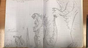 Godzilla Size Chart Formsgodzilla Size Chart Godzilla Amino