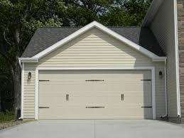 Garage Door And Exterior Trim Lancia Homes - Exterior garage door