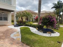 Landscape Designs Of Indianapolis This Ornamental Front Yard Landscape Design Is Marked By The