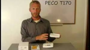 peco t170 line voltage thermostat